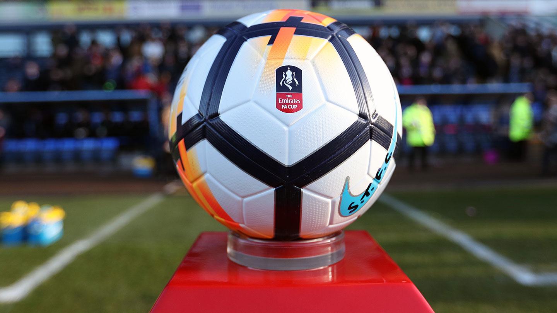 FA Cup Draw News Shrewsbury Town