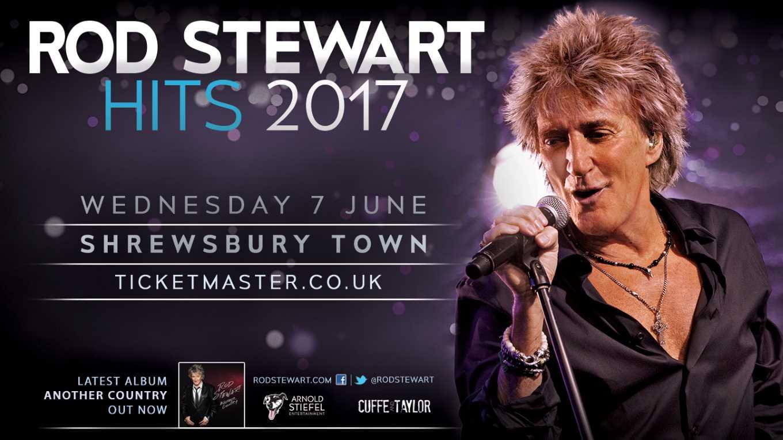 Rod Stewart FAQ - News - Shrewsbury Town